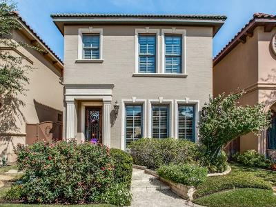 Tarrant County Townhouse For Sale: 405 Wyndham