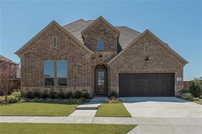 Prosper Single Family Home For Sale: 3961 Lantana