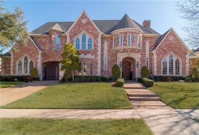 Plano Single Family Home Active Option Contract: 3904 Wood Lake Drive
