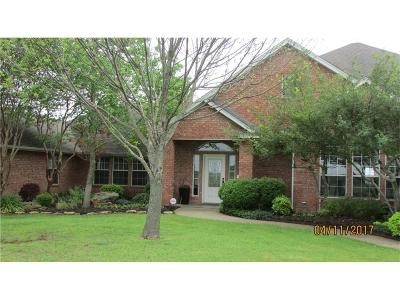 Waxahachie Single Family Home For Sale: 1434 Broadhead Road