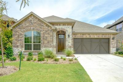 Prosper Single Family Home For Sale: 1620 Adams Place