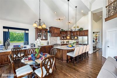 The Colony Single Family Home For Sale: 7809 Inverness