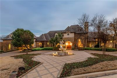 Fort Worth Single Family Home For Sale: 7901 Chartwell Lane