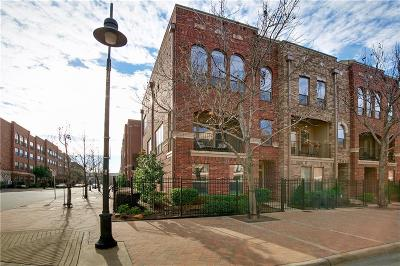 Dallas Townhouse For Sale: 2238 Marilla Street