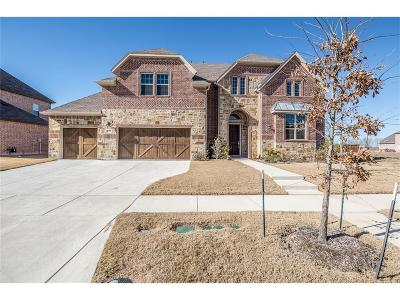 Frisco Single Family Home For Sale: 11382 Barcelona Lane