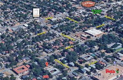 Dallas Residential Lots & Land For Sale: 723 W 10th Street
