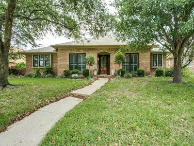 Carrollton Single Family Home Active Contingent: 2507 Nature Bend Lane