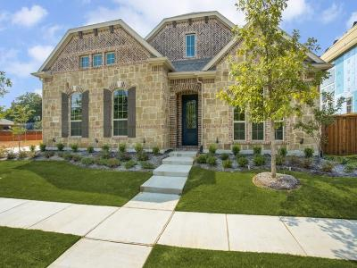 Creekside At Colleyville Single Family Home For Sale: 4720 Latour