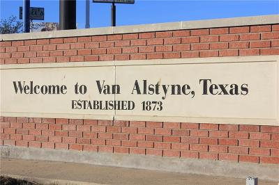 Van Alstyne TX Commercial Lots & Land For Sale: $1,600,000