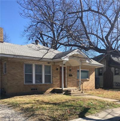 Dallas Single Family Home For Sale: 2026 N Prairie Avenue