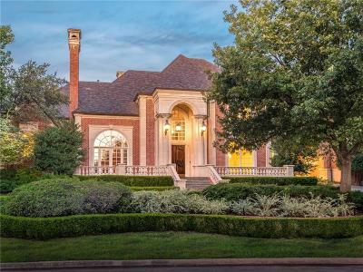 Dallas Single Family Home For Sale: 21 Robledo Drive