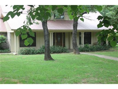 Wise County Single Family Home Active Option Contract: 209 County Road 3698