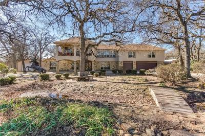 Azle Single Family Home For Sale: 1801 E 1801 Northwest Parkway