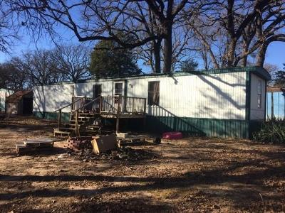 Mabank TX Single Family Home Sold: $15,000