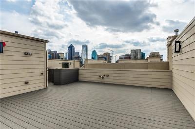 Dallas Townhouse For Sale: 2352 Centurion Court #B