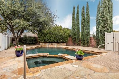 Fort Worth Single Family Home For Sale: 2860 Oakbriar Trail