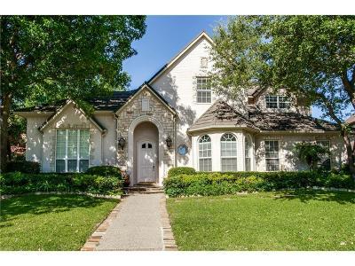 Plano Single Family Home For Sale: 5716 Templin Way