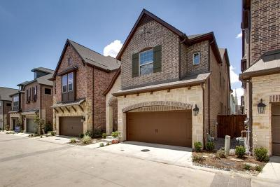 Dallas Single Family Home For Sale: 8671 Thorbrush Place