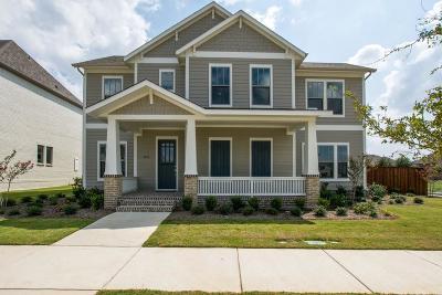 Frisco Single Family Home Active Contingent: 4225 Birdseye Lane
