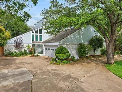 Benbrook Single Family Home For Sale: 14 Windward Road