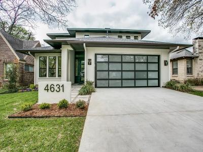 Linwood Place Single Family Home For Sale: 4631 Elsby Avenue
