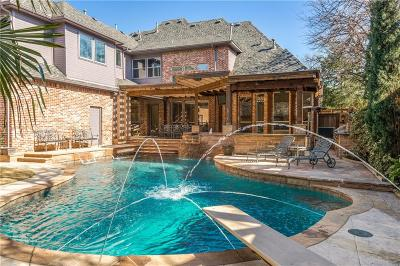Coppell Single Family Home For Sale: 729 Armstrong Boulevard