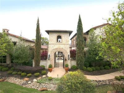 Westlake Single Family Home For Sale: 1509 Post Oak Place