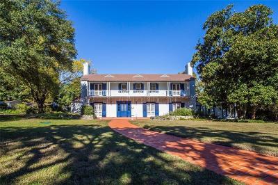 Corsicana Single Family Home For Sale: 1130 Sycamore Avenue