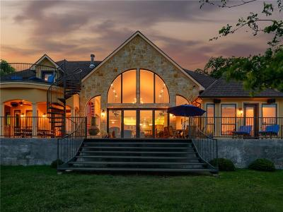 Azle Single Family Home Active Option Contract: 12210 Lake Forest Drive