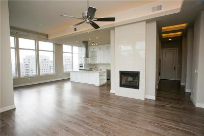 Dallas  Residential Lease For Lease: 2400 Thomas #PH3