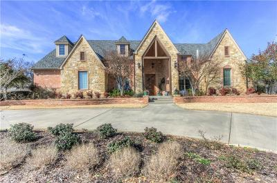 Denton Single Family Home For Sale: 3608 Bentley Court