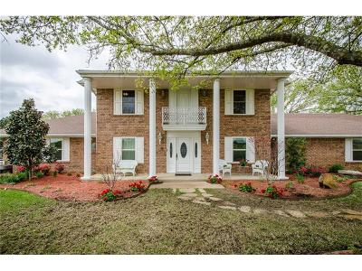 Streetman Single Family Home Active Contingent: 931 N I-45