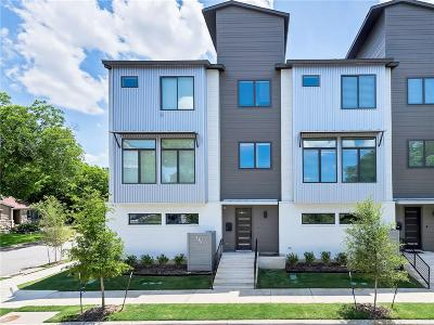 Fort Worth Townhouse For Sale: 251 Currie Street