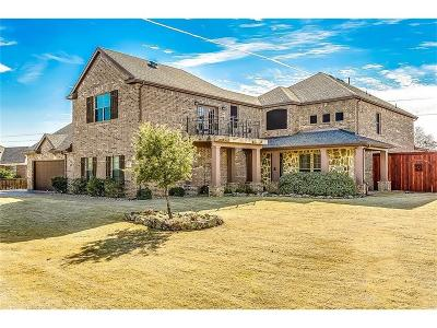 Frisco Single Family Home Active Kick Out: 10512 Buccaneer Point