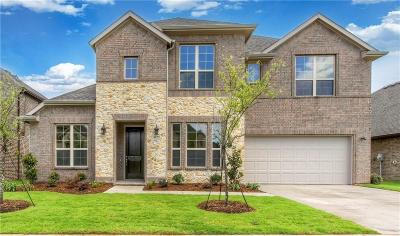 Fort Worth Single Family Home For Sale: 4625 Wilderness Pass