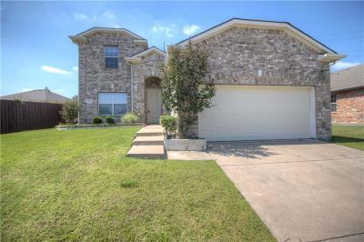 Little Elm Single Family Home For Sale: 14509 Richmond Circle