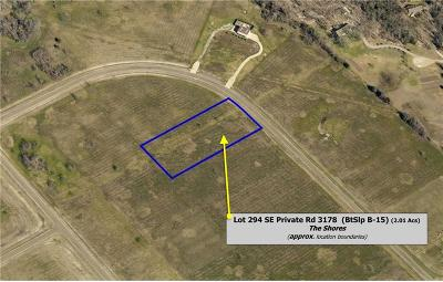 Residential Lots & Land For Sale: L 294 SE Private Road 3178 #BS B15