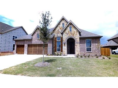Little Elm Single Family Home For Sale: 13704 Canals Drive