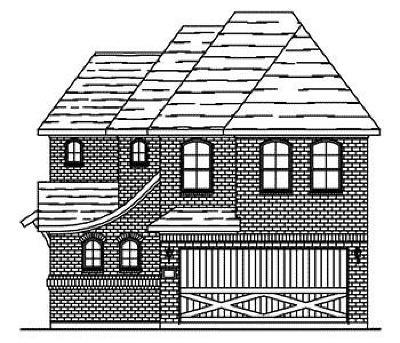 Keller Single Family Home For Sale: 704 Brookstone Court