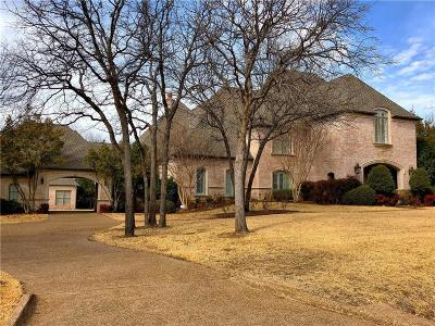 Flower Mound Single Family Home For Sale: 5801 Pine Valley Drive