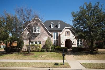 Flower Mound Single Family Home For Sale: 5012 Balmoral Lane