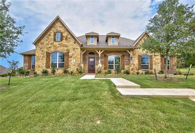 Keller Single Family Home For Sale: 713 Gean Trail