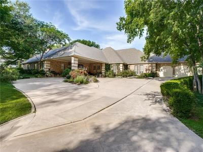 Fort Worth Single Family Home For Sale: 4024 Edgehill Road