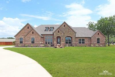Tarrant County Single Family Home For Sale: 12000 Pecan Orchard Way