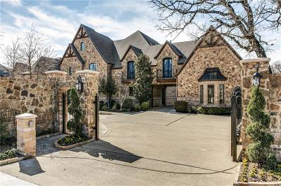 Southlake Single Family Home Active Contingent: 2280 N Peytonville Avenue
