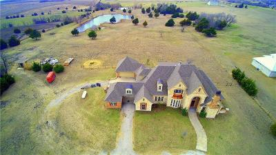 Waxahachie Single Family Home For Sale: 4026 Howard Road