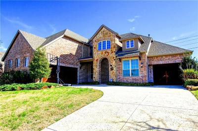 Carrollton Single Family Home For Sale: 2604 Serenity Court