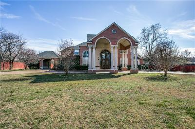 Southlake TX Single Family Home For Sale: $1,375,000