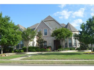 Mckinney Single Family Home Active Option Contract: 1008 Serenity Lane