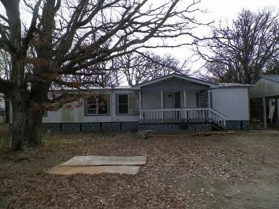 Wills Point Single Family Home Active Option Contract: 5374 Vz County Road 3502